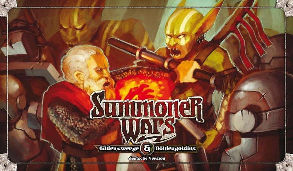 Summoner Wars - Zwerge gegen Goblins: Starterset für zwei Spieler