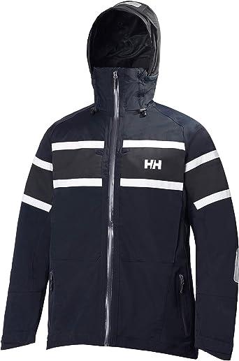 Hombre Helly Hansen Crew Mid Layer Chaqueta n/áutica