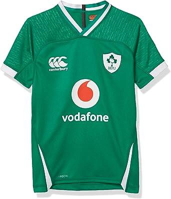 Canterbury Ireland 19/20 Vapodri+ Home Pro Camiseta de Rugby. Unisex niños: Amazon.es: Ropa y accesorios