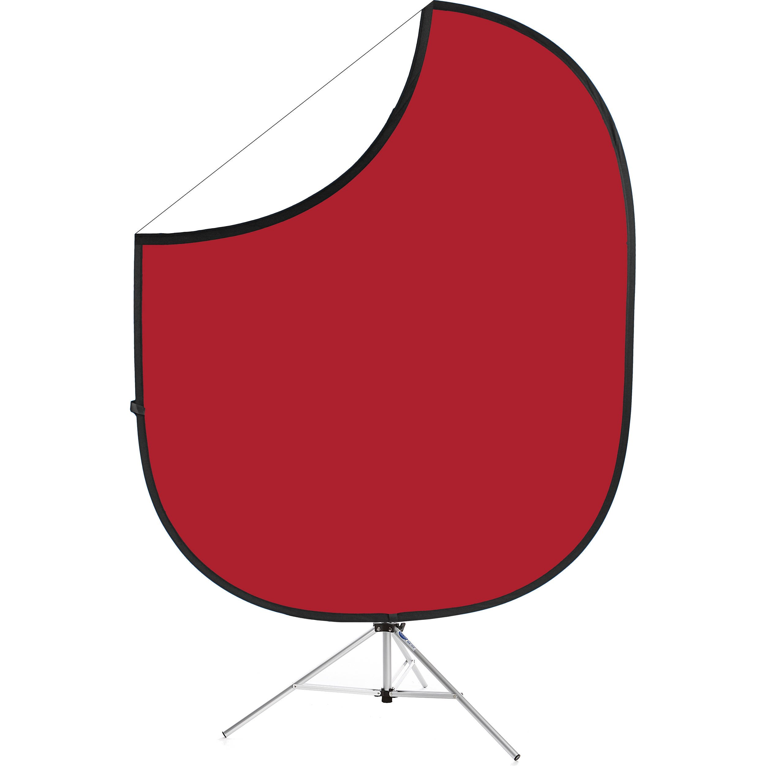 Savage Collapsible Stand Kit 5x6 ft - Matador Red/White CB160-KIT by Savage