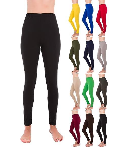 Amazon.com: Homma pantalones largos tipo calzas de tiro alto ...
