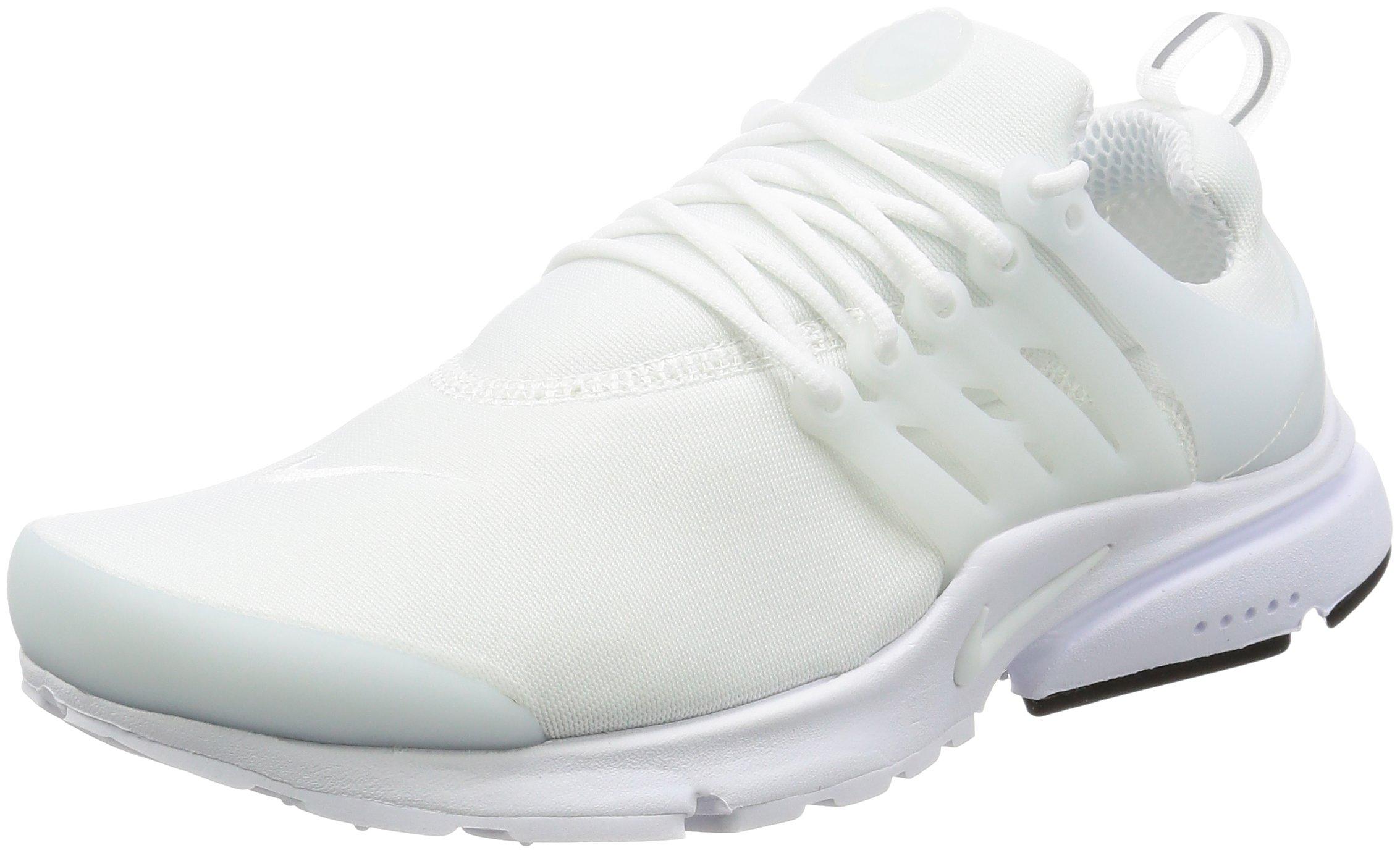 Nike 848187 100: Mens Air Presto Essential WhiteWhiteBlack Training Sneakers (11 D(M) US Men)