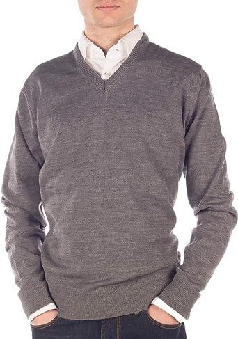 Textiles Campillo Jersey David JORDA en Gris, Fabricado en España ...