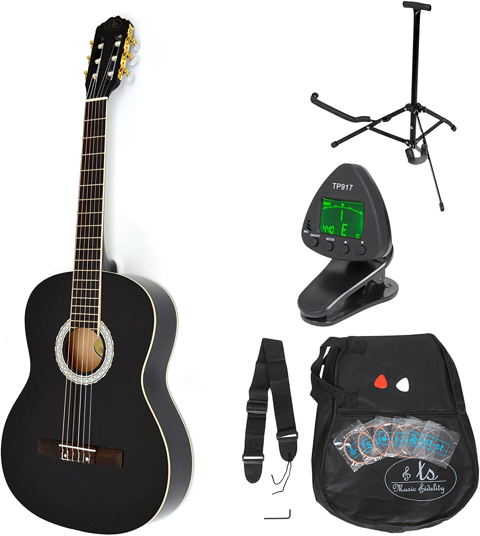 ts Music fidelity - Guitarra clásica concierto completa con ...