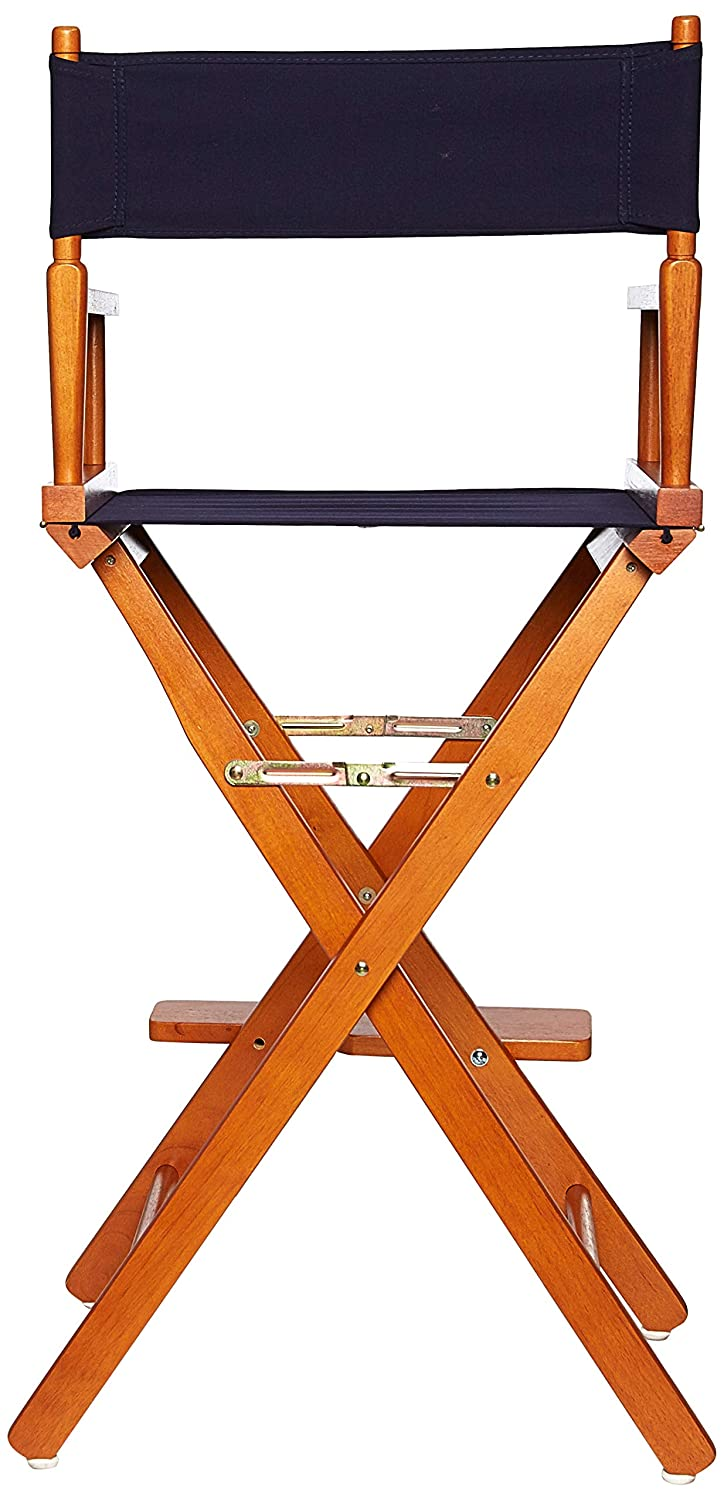 Casual Home 18-Inch Director Chair Natural Frame