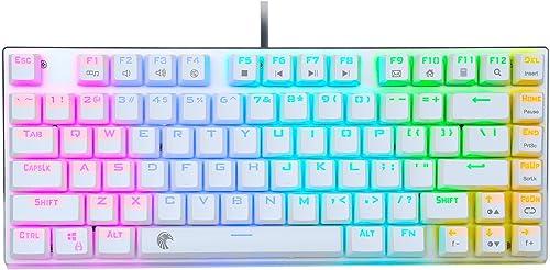 E-Element Z-88 60% RGB Mechanical Gaming Keyboard