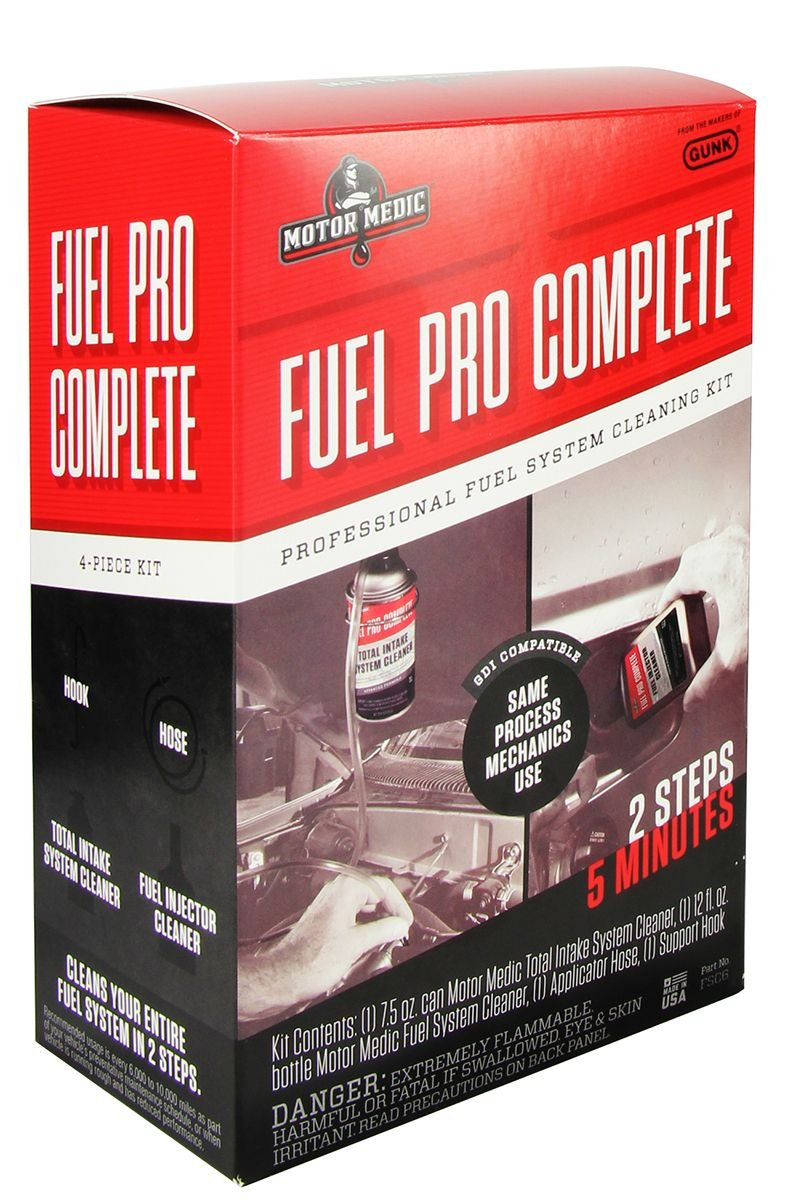 Motor Medic FSC6-6PK Fuel Pro Complete Kit, (Pack of 6) by MotorMedic