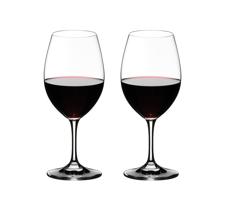 リーデル オヴァチュア レッドワイン 350ml 2個セット
