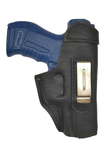 Vlamitex Iwb 6 Leder Holster Für Walther Creed Ppx Amazonde