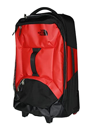 174bf3958 The North Face Accona 26 Carry-Ons Luggage Travel Rolling Bag RTO