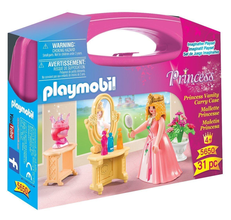 PLAYMOBIL 5650.0 wiederverwendbare Prinzessin Actionfigur