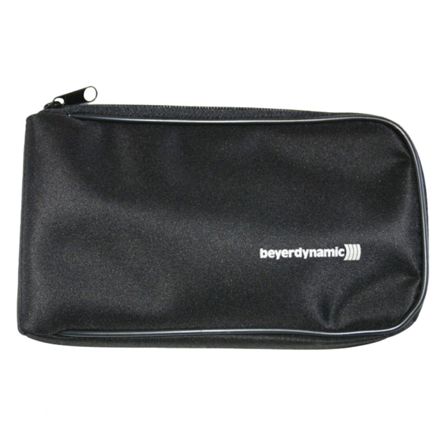 Beyerdynamic M-BAG-M Zippered Case for Medium Microphones, 8.9-Inches x 4.37-Inches, Black