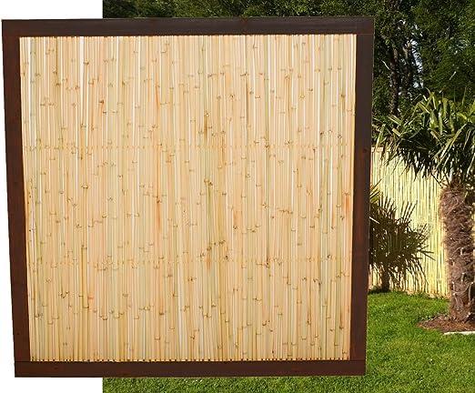 bambú Valla Koh Samui con 120 x 120 cm, – bambú pared separador ...