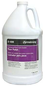 Armstrong S-480 Laminate Floor Polish