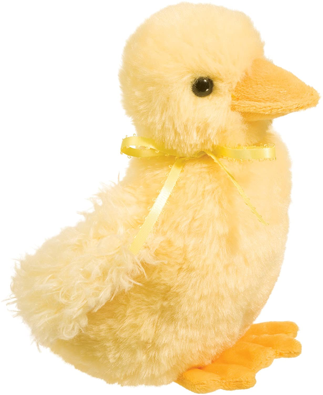 Amazon Com Cuddle Toys 1506 15 Cm Tall Slicker Yellow Baby Duck