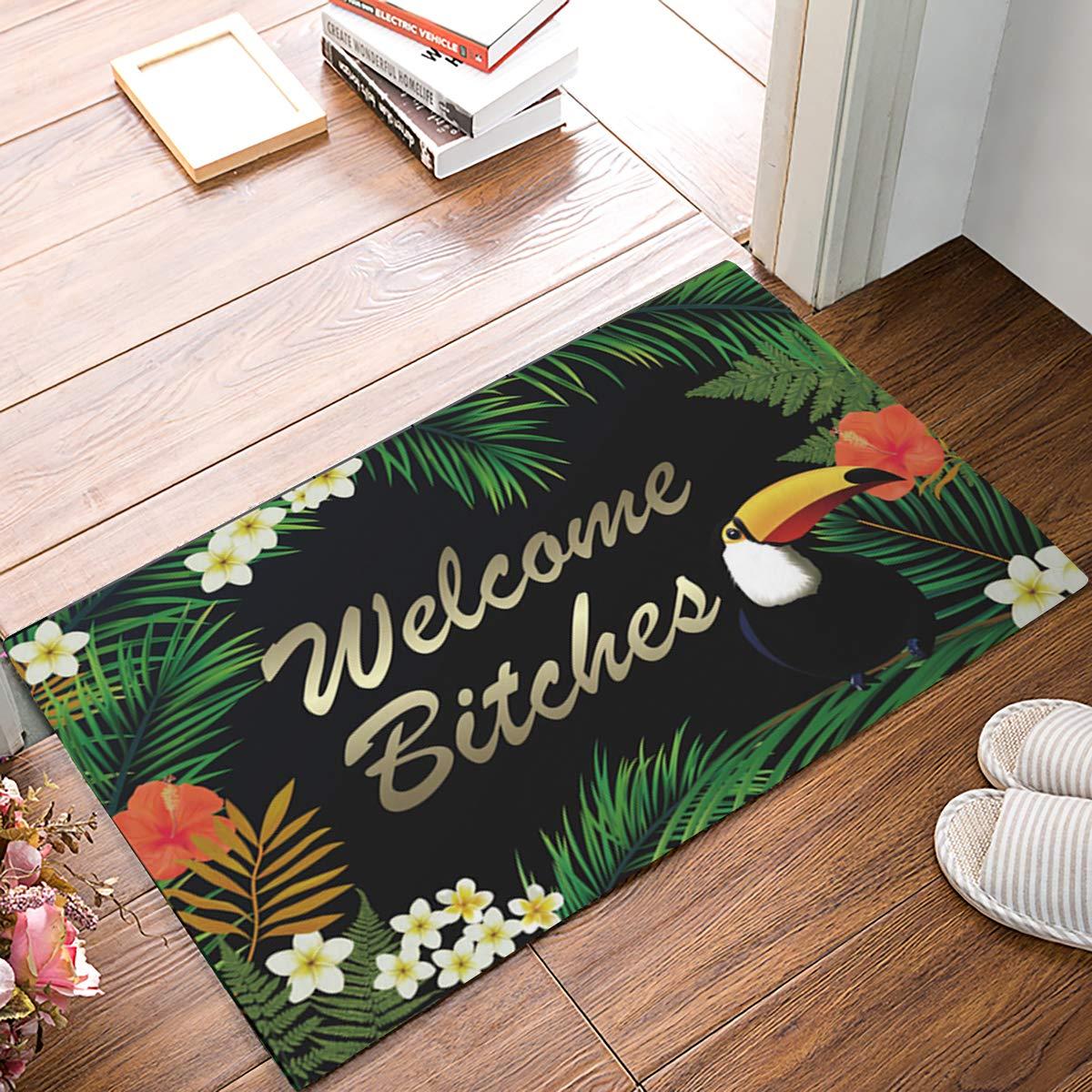 Custom Waterproof Bathroom African Woman Door Mats Indoor Kitchen Floor Entrance Rug Mat Carpets Home Decor Absorbent Bath Doormats Rubber Non Slip 18 x 30 Inch