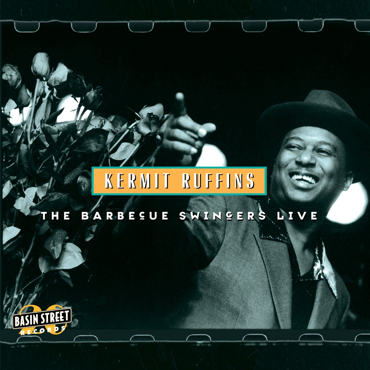Kermit Ruffins - The Barbecue Swingers Live (LP Vinyl)