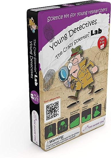 Fournier 1034986, Kit de Ciencia para Jóvenes Investigadores, Español: Amazon.es: Juguetes y juegos