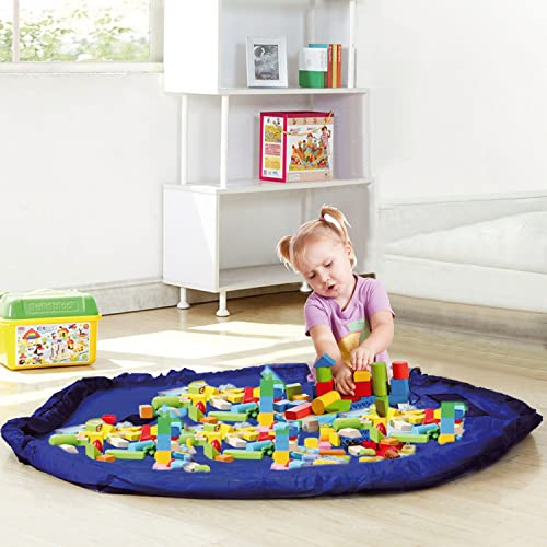 Toy Storage Bag King Do Way Large Tidy Bag Kids Rug