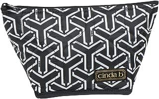 product image for Cinda b. Medium Cosmetic Ii, Jet Set Black, One Size