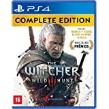Game The Witcher III Wild Hunt: Complete Edition - PS4