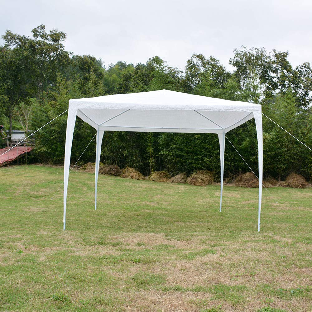 3x3M Canopy Party Wedding Awning Marquee Tent Shelter Outdoor Heavy Duty Gazebo Canopy