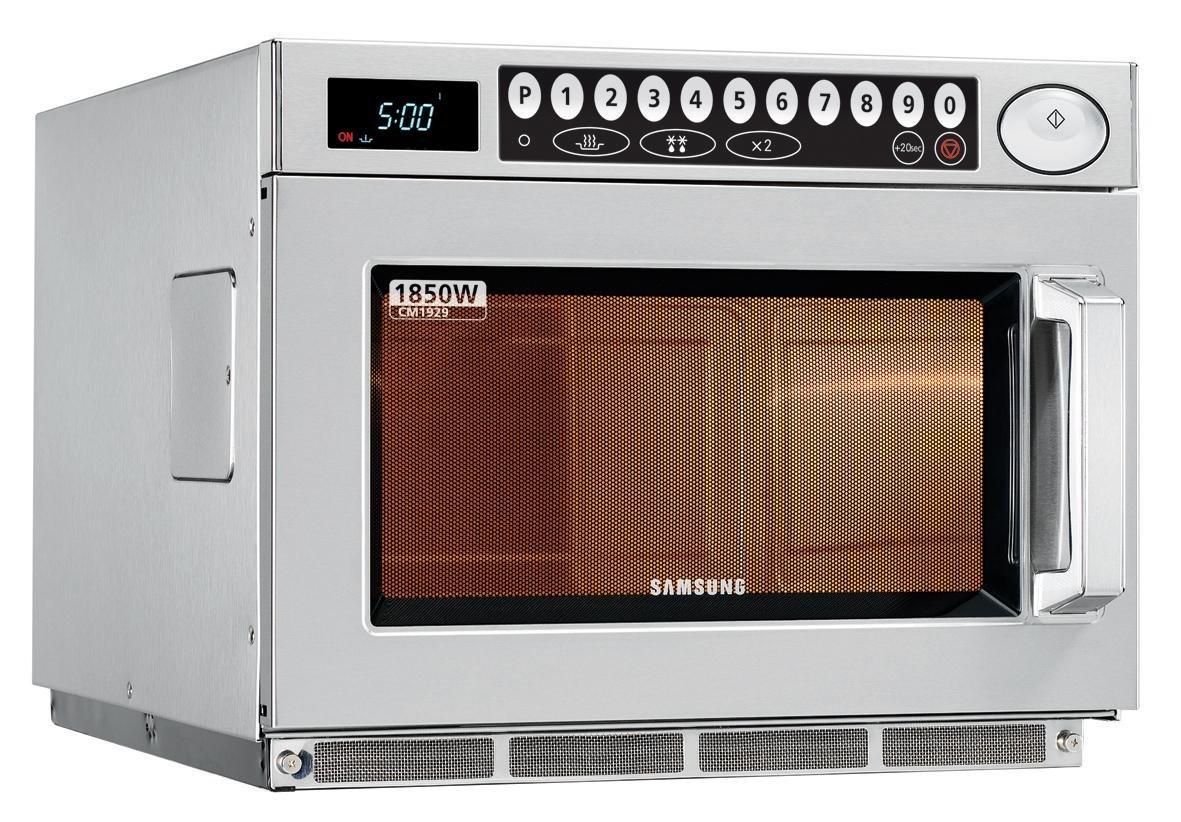 Forno microonde digitale SAMSUNG CM1929A, 26 Litri 1850W - Bartscher 610190
