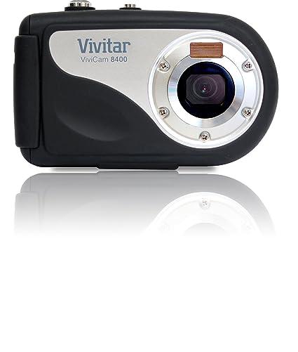 amazon com vivitar 8400bk vivicam 8 mp compact system camera with rh amazon com