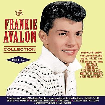 Frankie Avalon singer