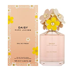 Marc Jacobs Women's Daisy by Marc Jacobs Eau So Fresh Eau De Toilette Spray, 4.2 Fl Oz