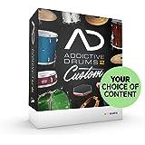 期間限定キャンペーン【国内正規品】XLN Audio Addictive Drums 2 Custom ダウンロード版(シリアルナンバーのみ簡易パッケージ) ソフトウェアドラム音源