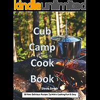 The Cub Camp Cook Book