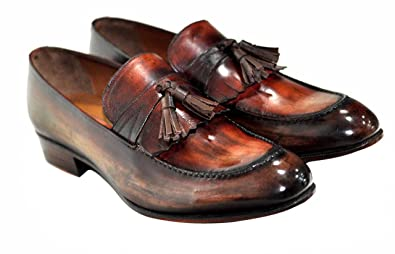 Clark Men's Luxury Classic Handmade Leather Shoes