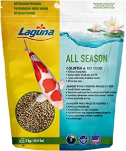 Laguna All-Season Floating Koi Food