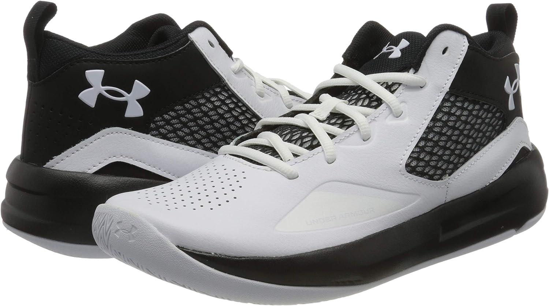 Zapatillas de Baloncesto Unisex Adulto Under Armour Lockdown 5