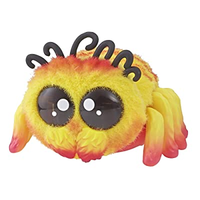 Yellies! Peeks; Voice-Activated Spider Pet; Ages 5 and up: Toys & Games