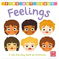 Feelings: A lift-the-flap book of emotions