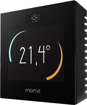 Momit Smart MOMITSTB - Termostato inteligente para controlar la ...