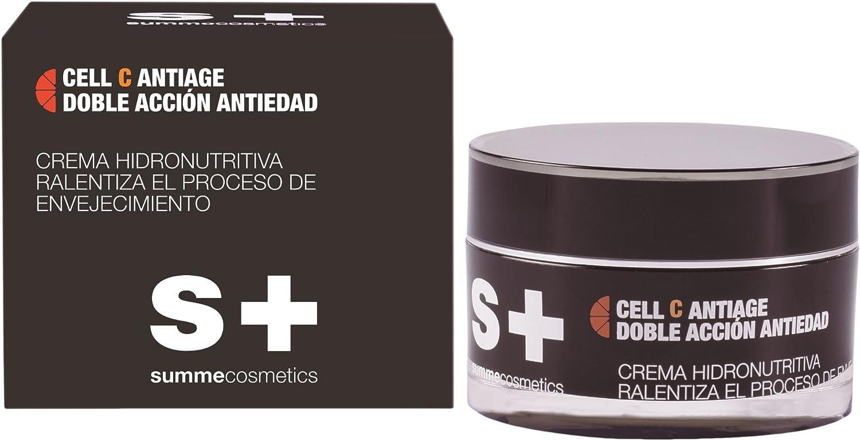 Summe Cosmetics Cell C Crema Hidronutritiva Anti-Edad - 50 ml ...