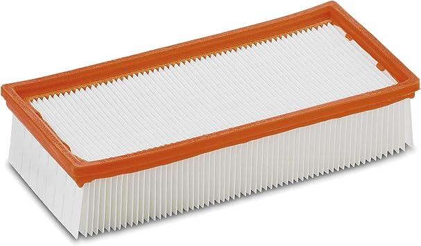 Láminas de filtro de papel filtro para aspiradoras Kärcher Aspiradora en seco y húmedo NT 65/2 NT 72/2 & la aspiradora industrial ivc como Kärcher 6.904 – 283.0 de One.: Amazon.es: Bricolaje y herramientas