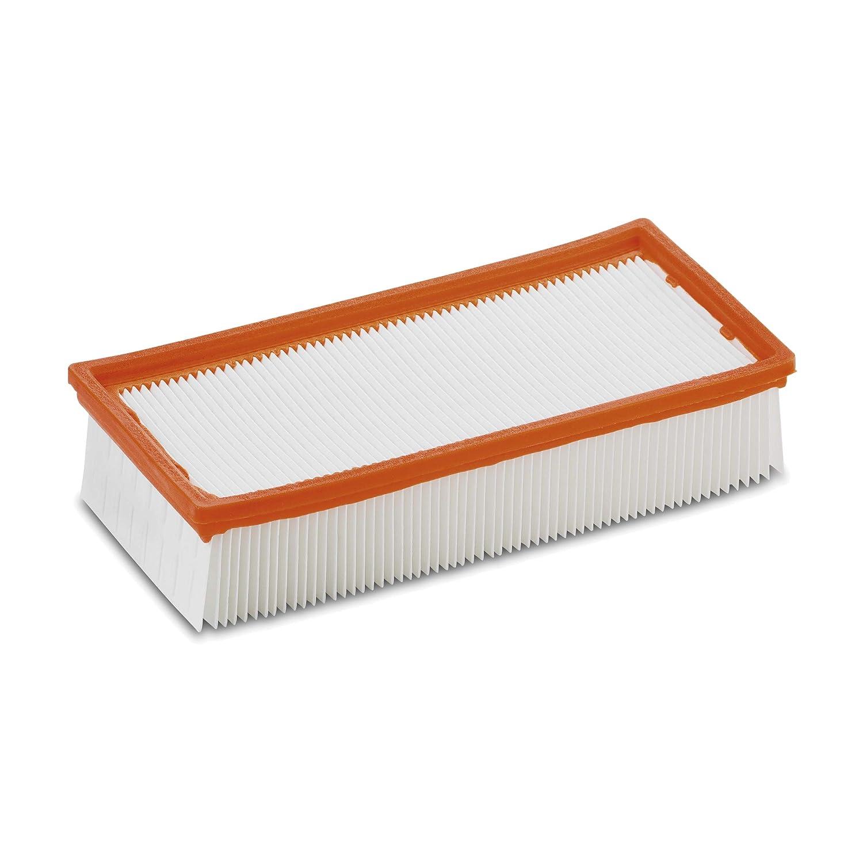 polvere classe M Bosch 2/607/432/034 piatta filtro a pieghe 239/X 140/X 56/mm Flex 369.829 2121387 tessuto non tessuto di poliestere /360 Hilti 203863 at adatto per K/ärcher 6.904/