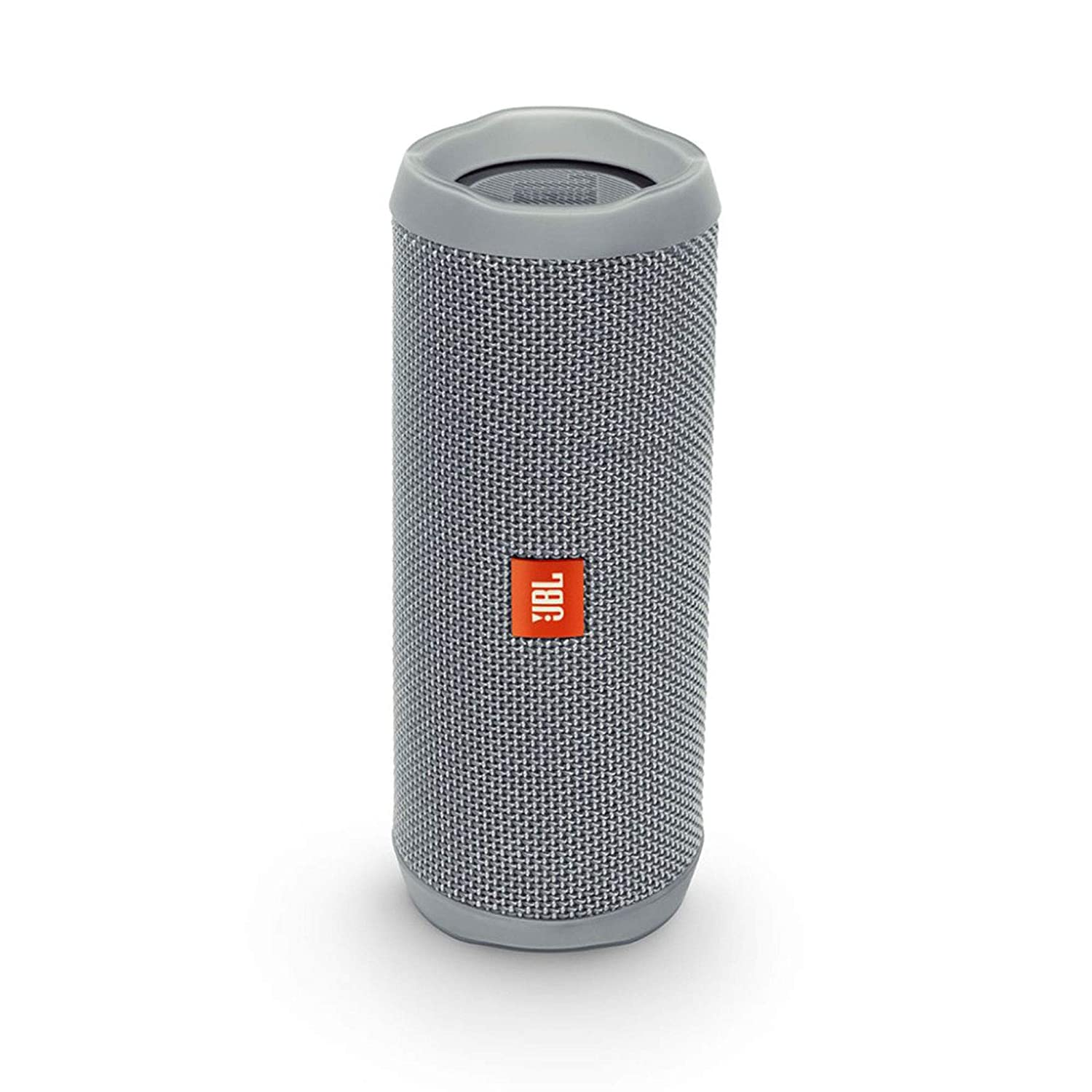 JBL Flip 4 Portable Wireless Speaker with Powerful Bass & Mic (Grey)