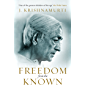 Freedom from the Known (English Edition)