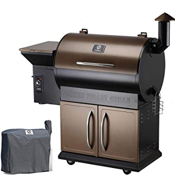 Z Grills 8-in-1 Offset Smoker