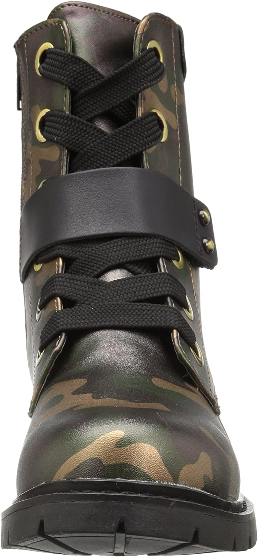 Rampage Womens Taylla Combat Boot