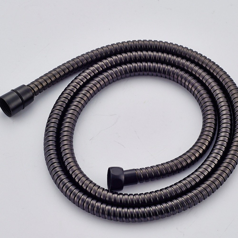 Wholesale And Retail Modern Stainless Steel Oil Rubbed Bronze Wall Mounted Shower Hose Bathroom Shower Pipe