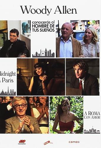 Pack Woody Allen [DVD]: Amazon.es: Antonio Banderas, Naomi Watts ...
