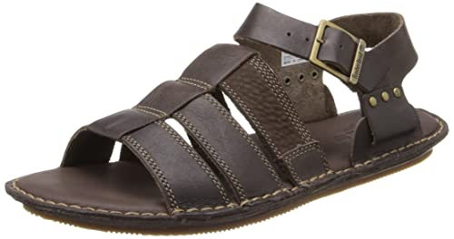8261dfa5d5 Timberland Men s Harbor Point Back Strap Fisherman Sandal