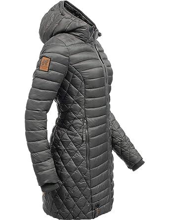 0bbf3a51fdab3b Navahoo Damen Winterjacke Wintermantel Steppmantel Zea 7 Farben XS-XXL   Amazon.de  Bekleidung