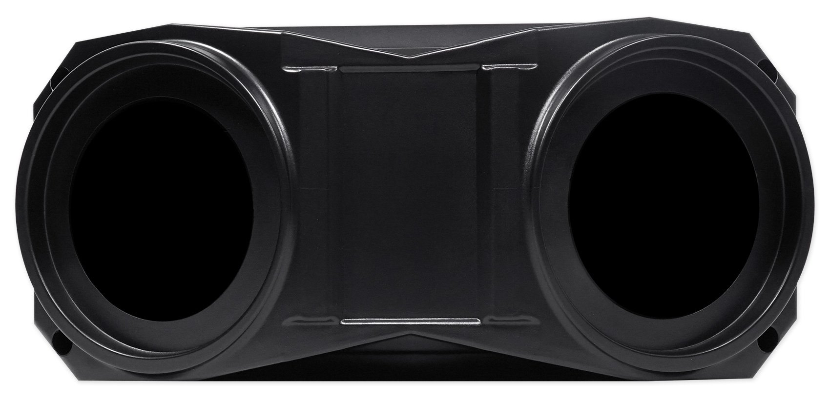 Metra OH-DIN01 6.5'' Overhead Speaker+Receiver Enclosure Polaris RZR/ATV/UTV/Cart by Metra (Image #1)